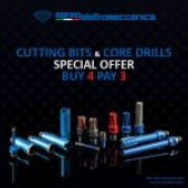 Offer – Finger Bits & Core Bits